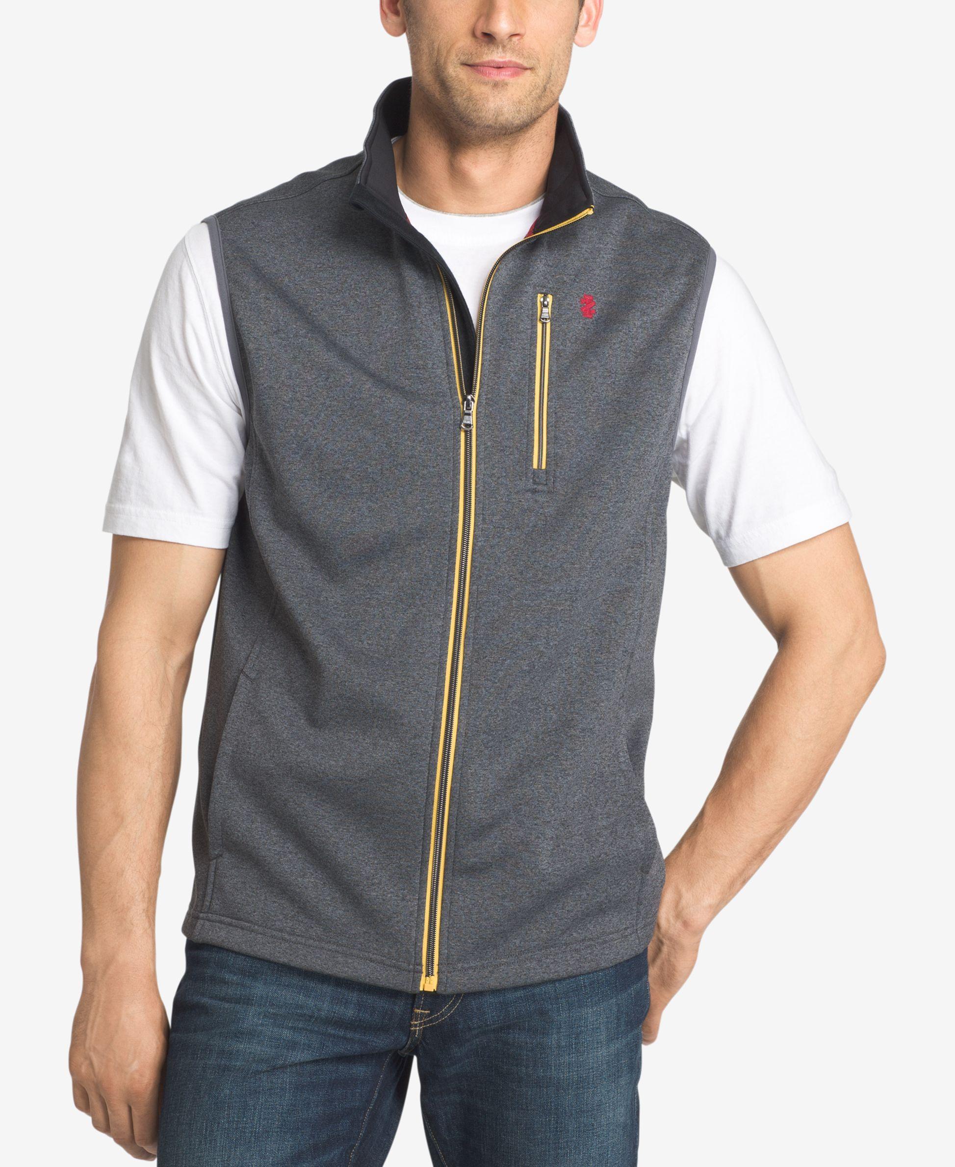 Izod menus big and tall spectator knit vest products pinterest
