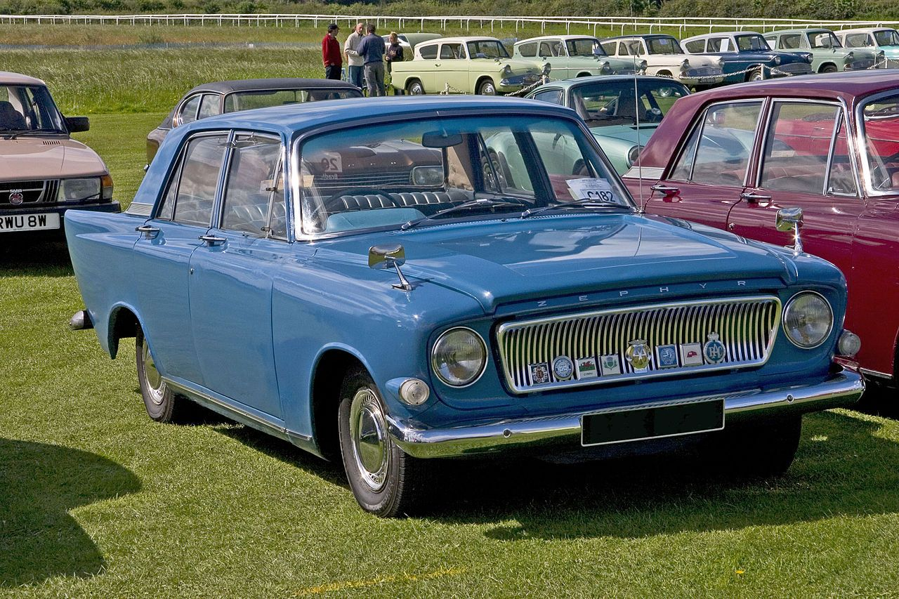 1962 Ford Zephyr 211e 4 Ford Zephyr 4 Mark Iii Was Introduced To Replace The Ford Consul Mkii The Name Consul Was D Ford Zephyr Ford Classic Cars Car Ford