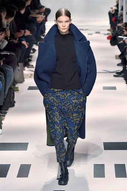 Sfilata Y-3 - Autunno-Inverno 2015-2016 Uomo - Parigi - Moda - Elle
