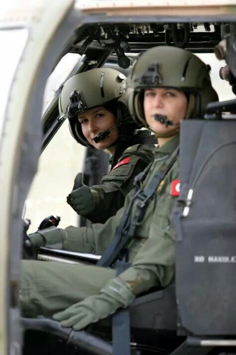 sky angels turkish air force
