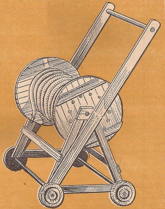 Enrollador de manguera como hacer un portamanguera diy for Calentadores para jardin