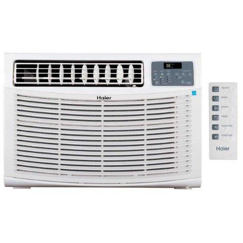 Haier Esa415n 11 3 Eer Window Air Conditioner 15000 Btu Energy Star Rated Products Window Air Conditioner Kitchen Appliances Energy Star