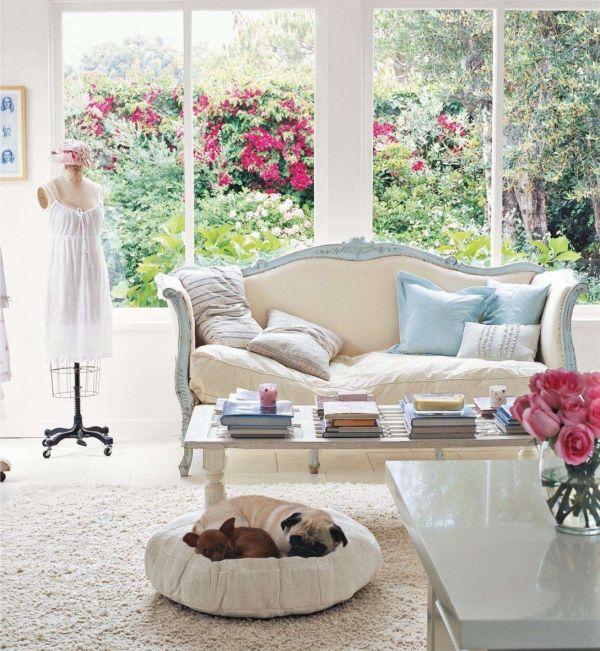 das moderne wohnzimmer mit tageslicht | möbelideen, Wohnzimmer dekoo