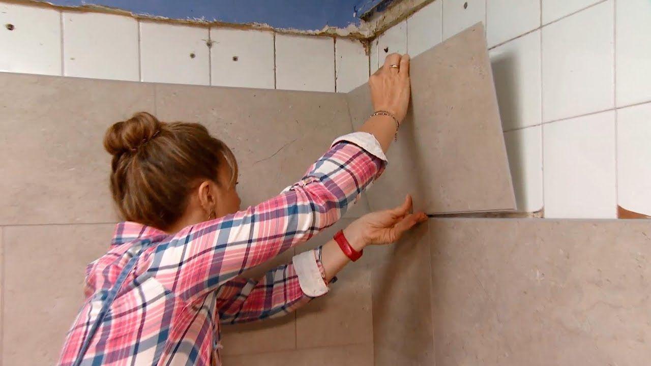 Revestir la pared de la cocina con losetas decorativas ...