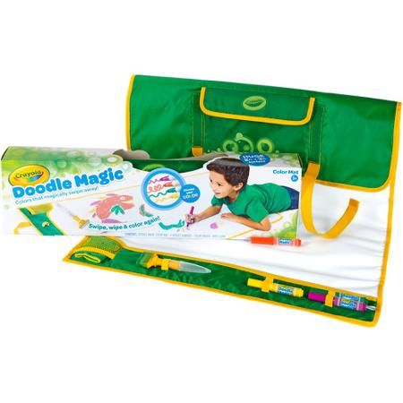 Crayola Doodle Magic Color Roll Kit With Images Crayola Toys Crayola Doodles