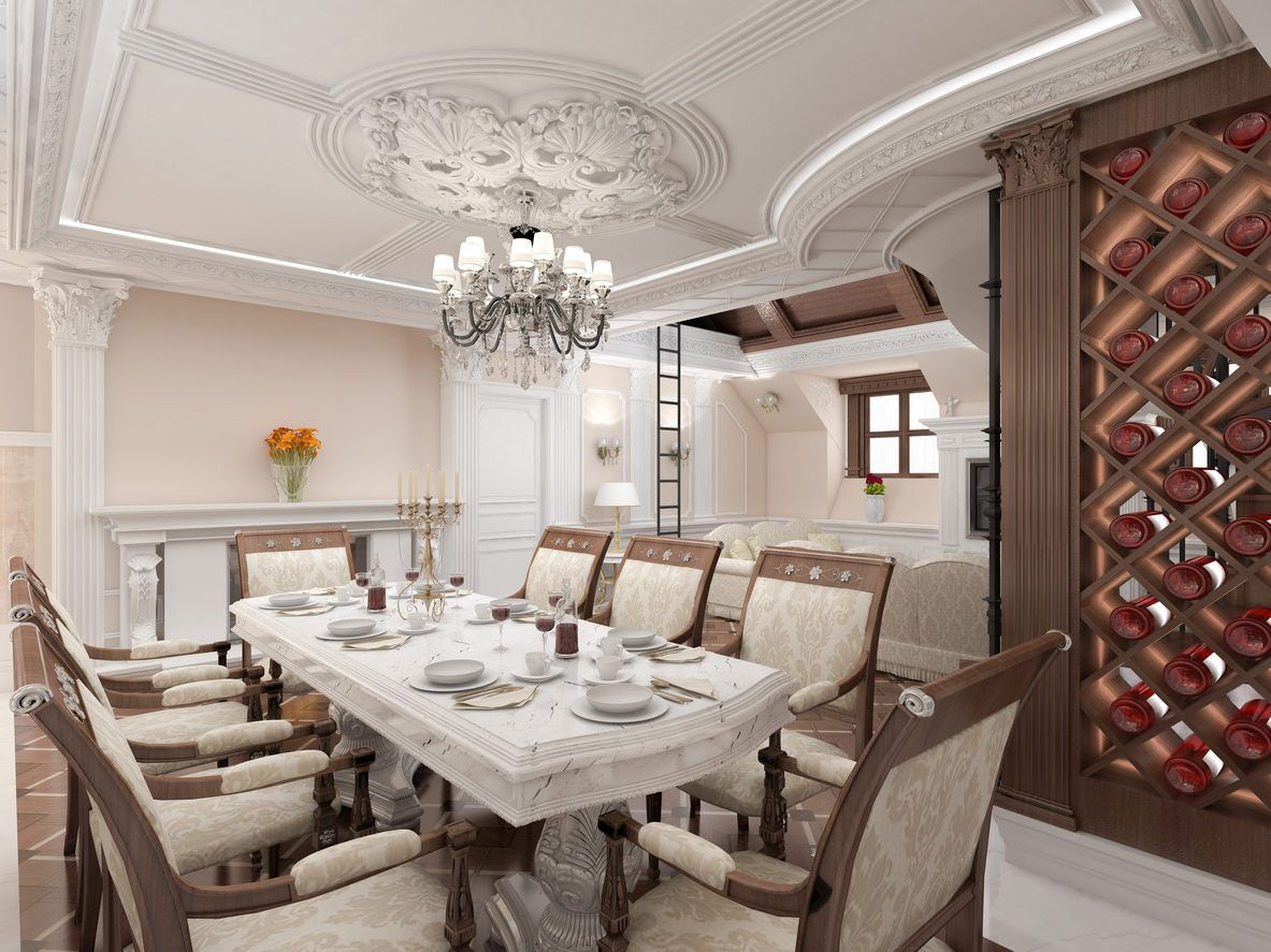 35 Ultra Luxury Dining Room Designs (Best-of-the-Best ...