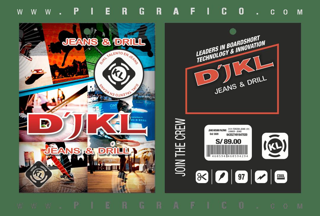 DJK Jeans & Drill