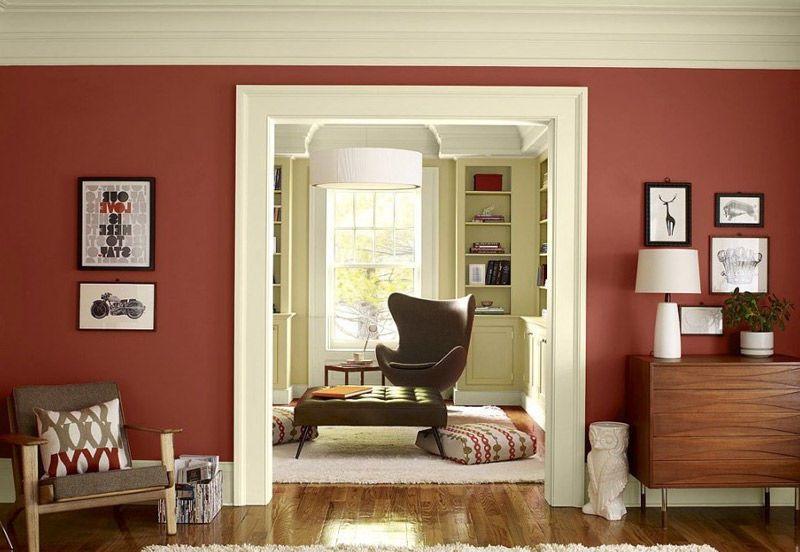 Colores Para Pintar Un Salon Finest Como Pintar Paredes Salon Si - Colores-para-pintar-salon