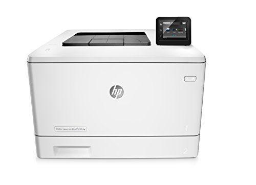 Hp Laserjet Pro M452dw Wireless Color Printer Cf394a Bgj Laser Printer Color Printer Best Printers