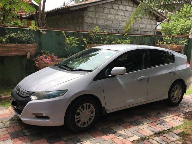 Car Honda Insight 2010 For Sale Sri Lanka Honda Insight 2010 2st