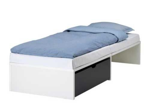 Odda Guest Bed With Storage At Ikea
