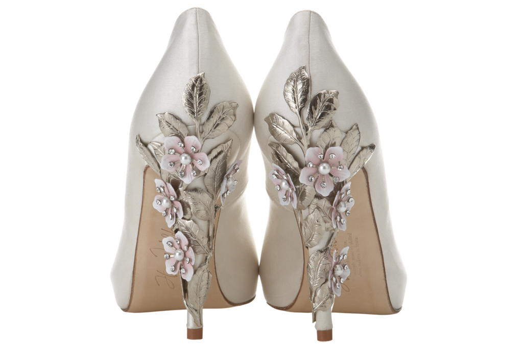 Exclusive Harriet Wilde Bridal Shoe Collection Launches At Harrods