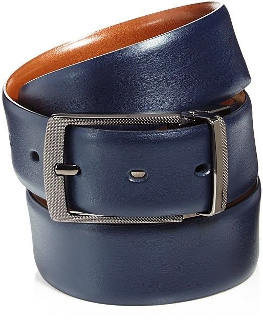 14b11f60d9e The Men s Store at Bloomingdale s Reversible Leather Belt - 100% Exclusive