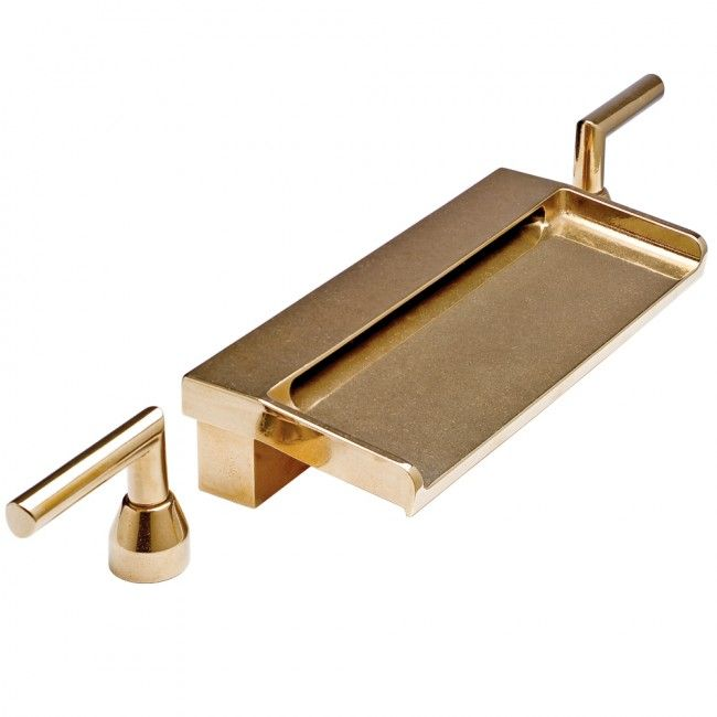 Copper Waterfall Bath Faucets - Famous Waterfall 2018