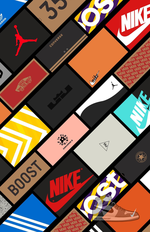 Sneaker Box Wall Art Poster Digital 17x11in