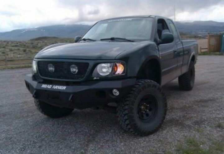 Ford F150 Pre Runner Front Fiberglass Fenders Ford F150 F150 Ford