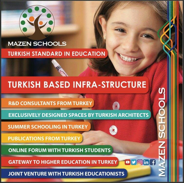 Rawalpindi Streets: Mazen School, Harley Street Campus , Rawalpindi