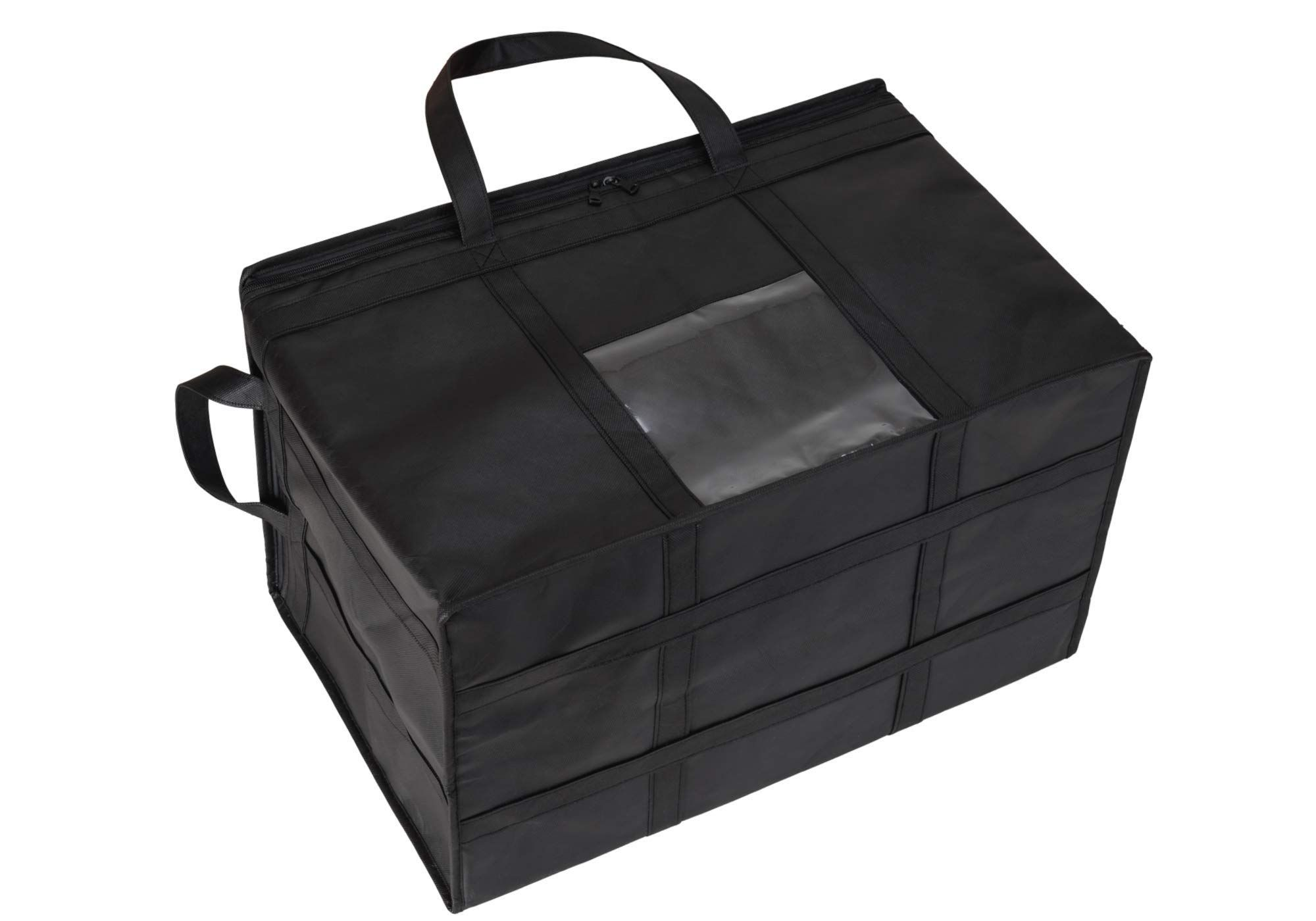 Nz home xxxl food delivery bag hot and cold insulated soft