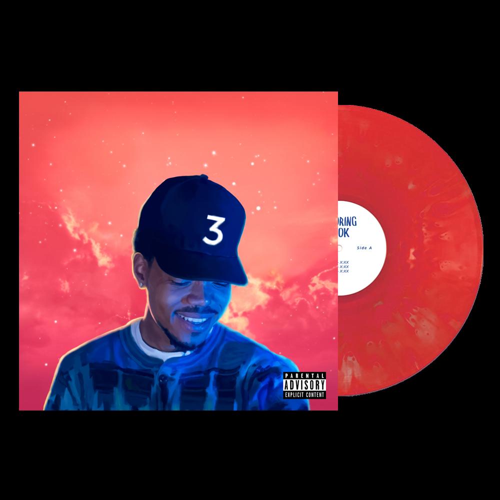 Coloring Book Vinyl Pre Order Digital Album Chance The Rapper Chance The Rapper Coloring Book Chance Coloring Books