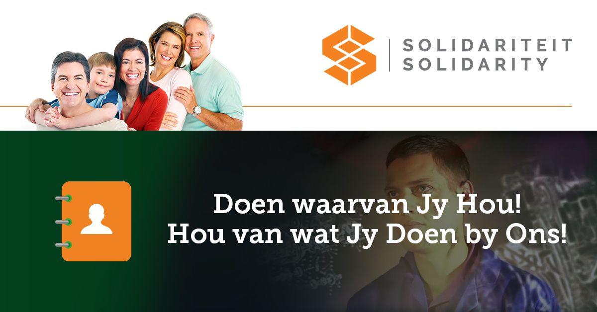 ONS HET 'N POS VAKANT! >> Pos: Bemarkingsbeampte, Plek: Centurion (Gauteng), Maatskappy: Solidariteit. Meer informasie en aansoeke KLIEK HIER >> https://jb.skillsmapafrica.com/Job/Index/17011