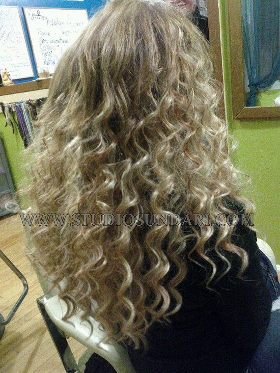 Curly I Tip Pre Bonded Hair Extensions 100 By Studiosundari Hair