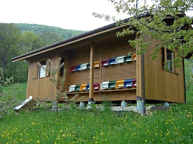 bienenh uer google suche bienenh user pinterest bienenhaus bienen und haus. Black Bedroom Furniture Sets. Home Design Ideas