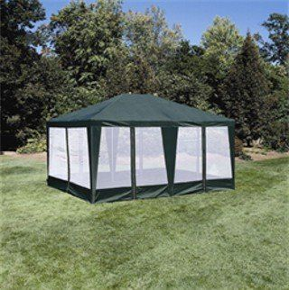 Sun Mart Deluxe Screen House, Party Tent 15ftx12ft Green Formosa  Covers,http:/