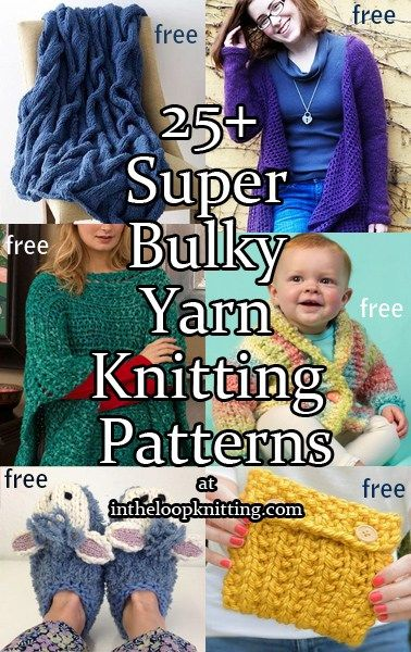 Super Bulky Yarn Knitting Patterns Quick Knitting Patterns Beauteous Free Knitting Patterns Bulky Yarn