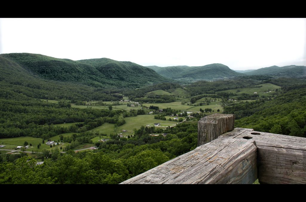 Big Stone Gap Elevation : My virginia powell valley distance mountains and