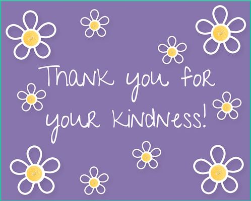 Thank You For Your Kindness Funny Thank You Thank You Messages Thank You Images
