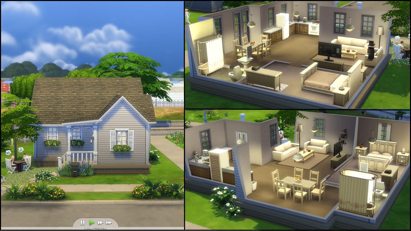 The Sims 4 Gallery Spotlight Simsvip Sims Sims 4 Houses Sims 4