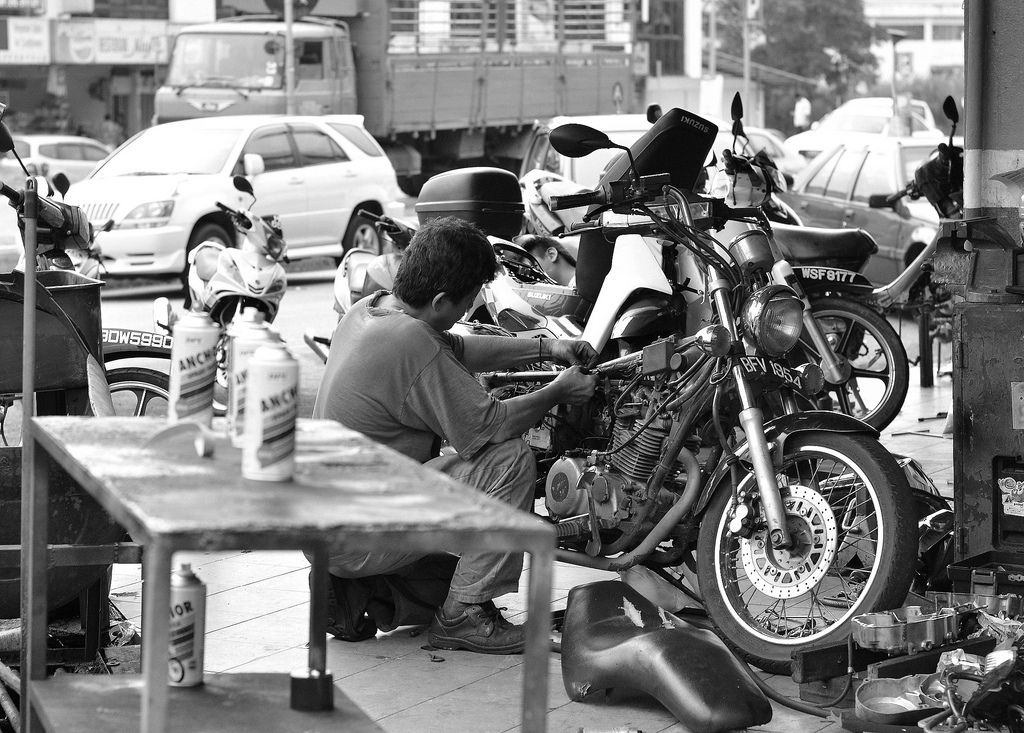 How To Jump Start A Motorcycle With A Car Motorcycle Mechanic