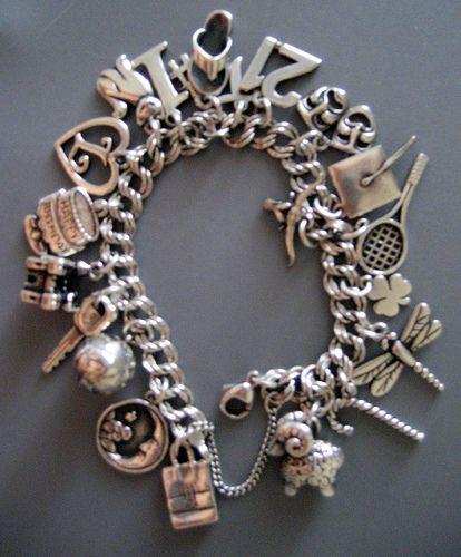 f9ec7d17c50d0 James Avery charms for my bracelet :) @Barbie Reynolds | My Favorite ...
