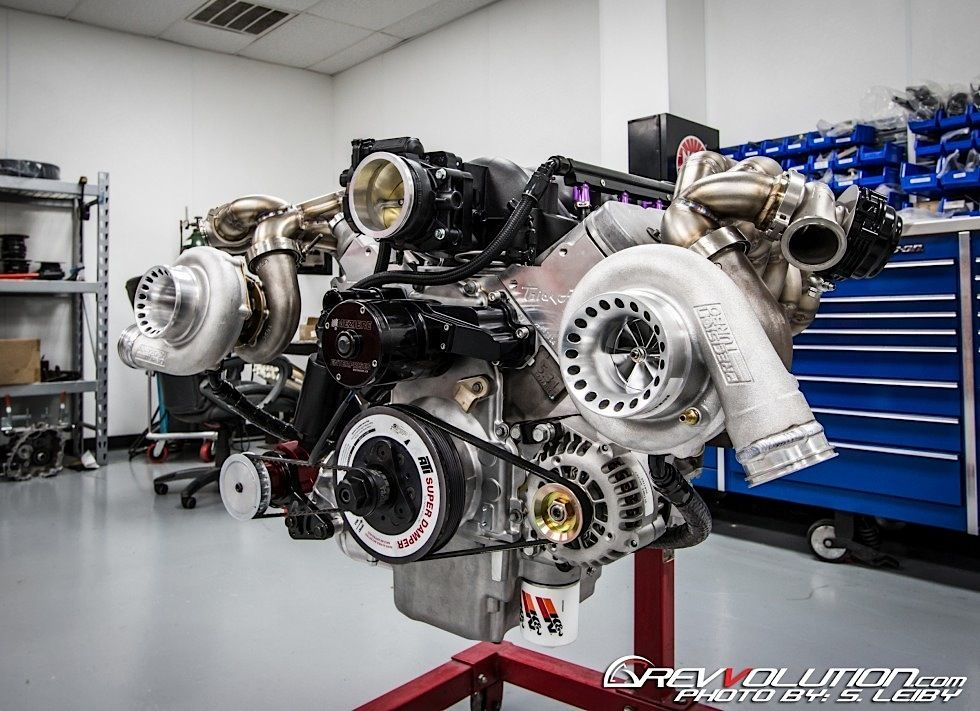 ls twin turbo exhaust manifolds - Google Search