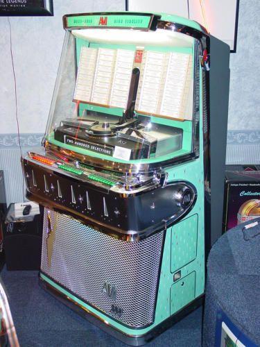 Ami Jukeboxen van The Jukebox Showroom