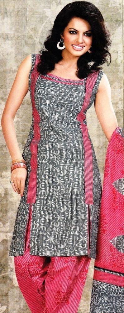Dress Material Cotton Designer Prints Unstitched Salwar Kameez