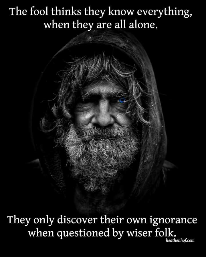 Norse Pagan Quotes Quotesgram: #Viking Wisdom #Odin #AllFather