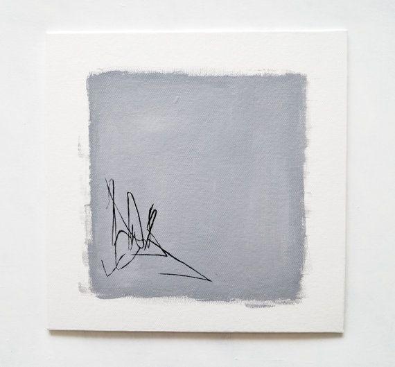 Modern Gray Elegance by Michelle Wermuth on Etsy