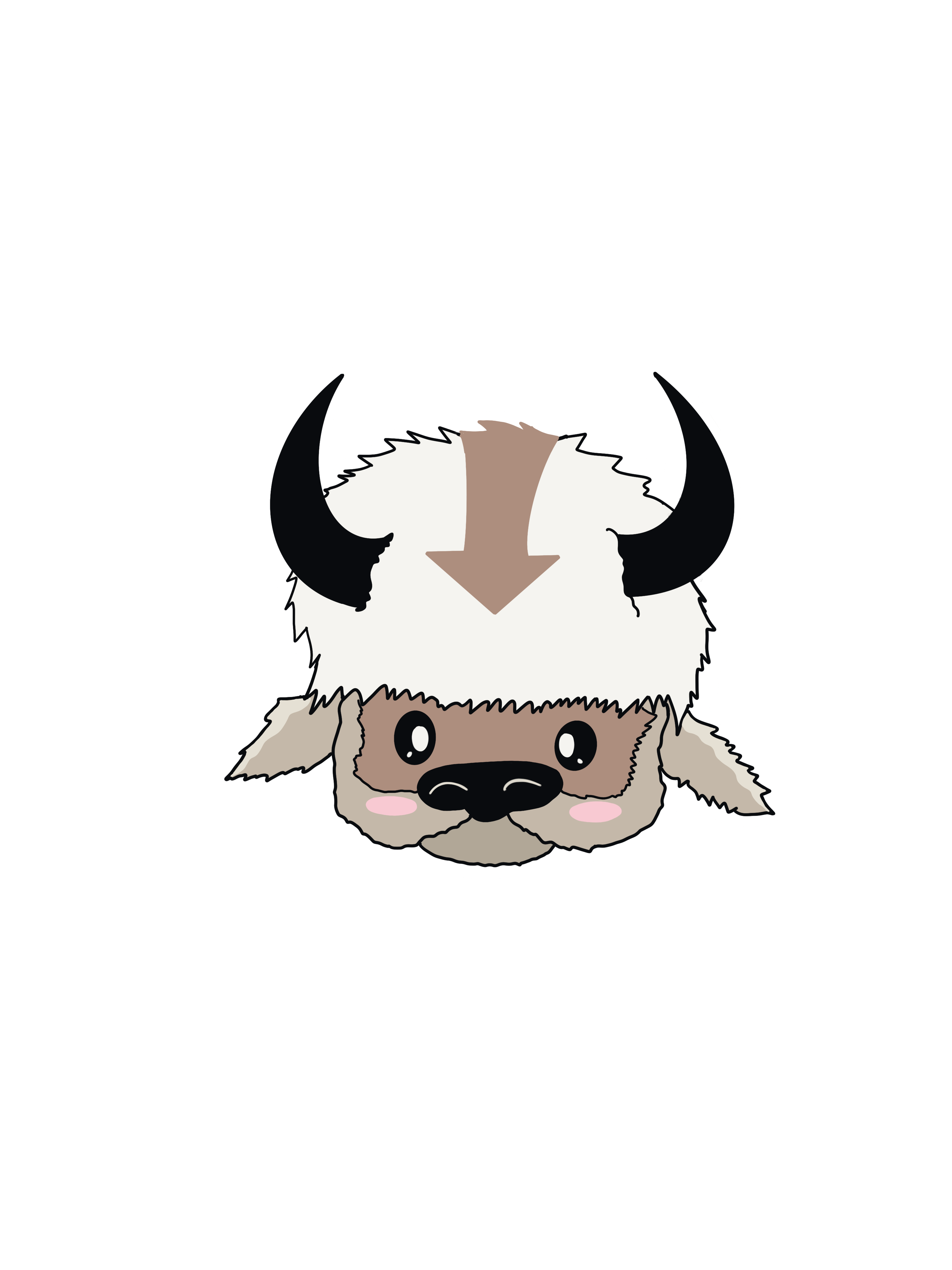 Photo of Appa's Face Stickers