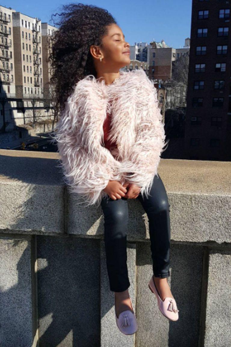 Fashion Black kids instagram pictures catalog photo