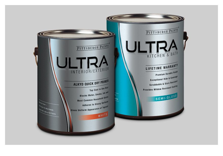 Ppg Pittsburgh Paints Ultra Paint