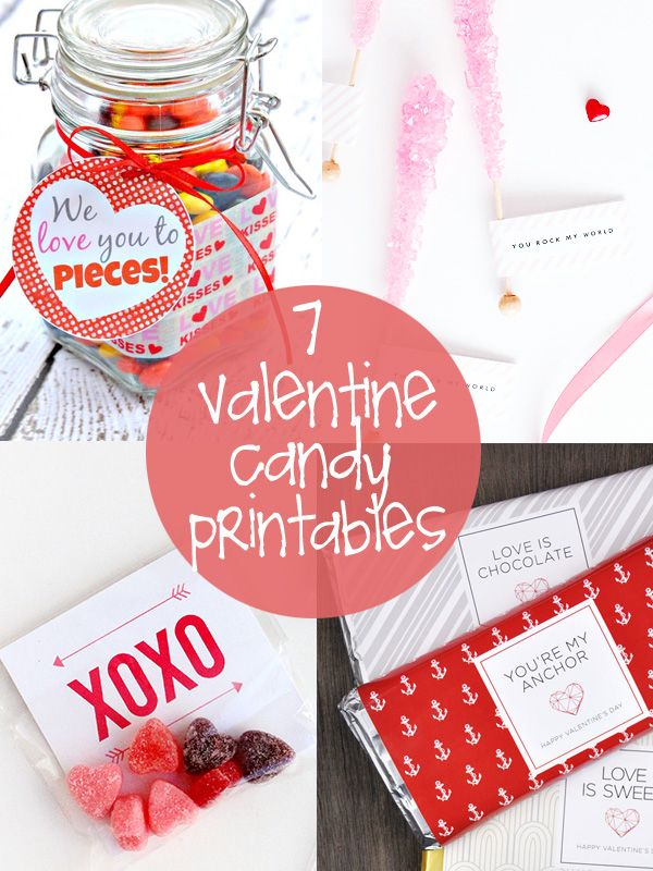 7 Sweet Ways To Personalize Valentine S Day Candy Creative Gift Ideas News At Catching Fireflies