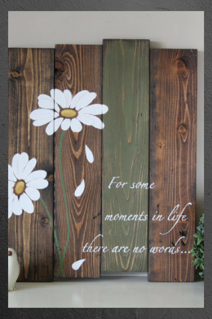 Reclaimed Wood Wall Art Pallet Wall Art Daisy Wall Art Pallet Sign Reclaimed Wood Sign Gifts F Pallet Wall Art Daisy Wall Art Reclaimed Wood Wall Art