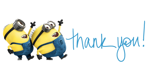 Image Of Thank You Thank You Pictures Minion Thank You Cute Minions