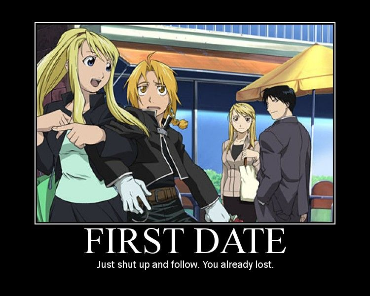 dating edward elric The latest tweets from edward elric (@robmcfly25) i'm a nudist.