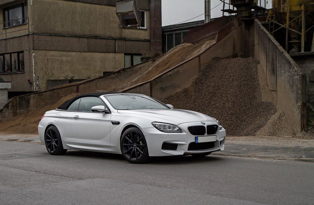 Official 766hp Bmw M6 Convertible By Noelle Motors Bmw Bmw M6
