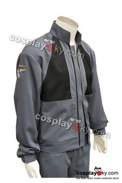 Stargate Atlantis John Sheppard Men Jacket Pants Uniform Costume