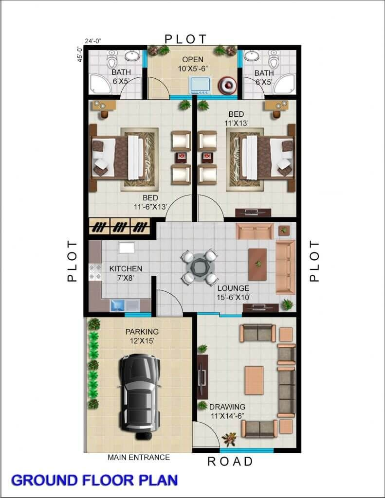 Top 50 Amazing House Plan Ideas Engineering Discoveries In 2020 Model House Plan Town House Plans Small House Design Plans