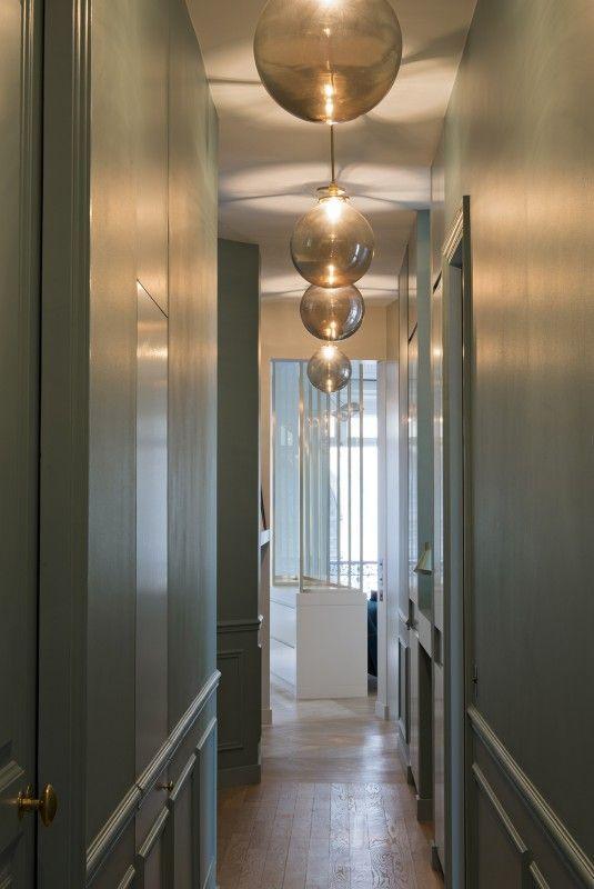 Epingle Par Krista Sur Hall En 2019 Luminaires Couloir