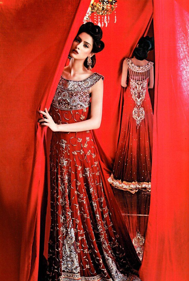 recently the bridal fashion week took place in what is arguably the